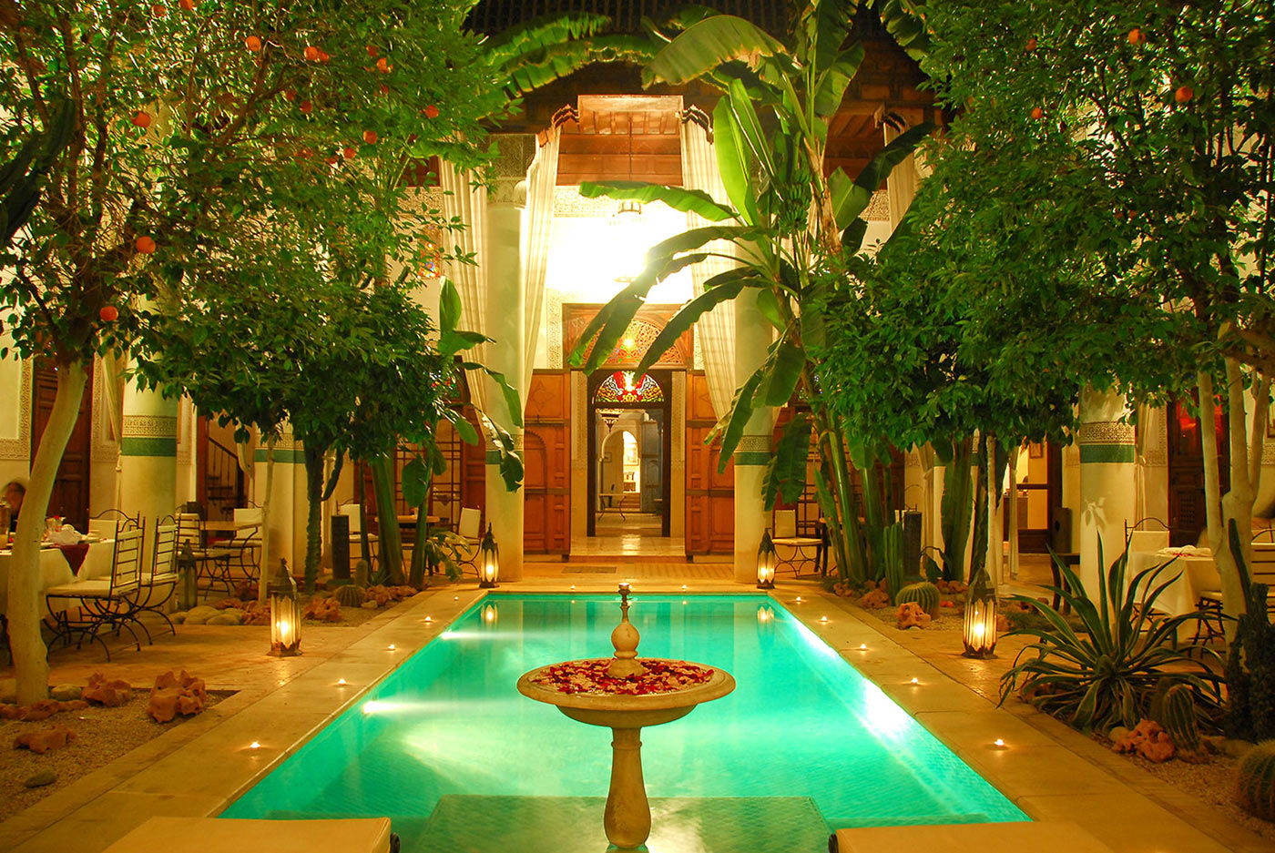 Image gallery riad for Best riads in marrakesh